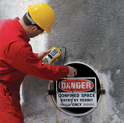 MultiRAE Confined Space