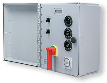 Remediation System Control Panels on
