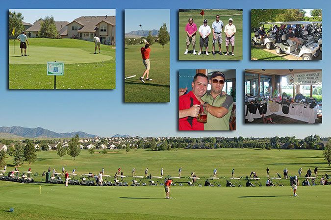 Geotech Annual Charity Golf Tournament