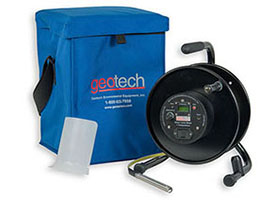 Geotech Portable Water Level Meters + Temperature