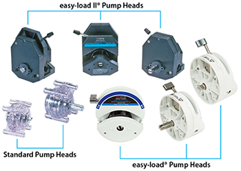 Geopump Pump Heads